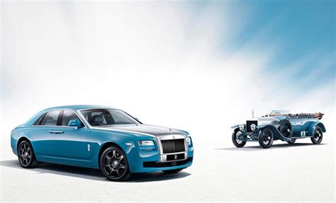 rolls royce alpine trial centenary collection celebrates