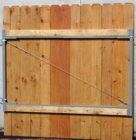 fence kits adjustable steel gate frame kits adjust a gate