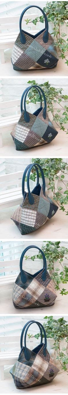 Ketupat Houndstooth morston quay messenger bag pattern in a downloadable