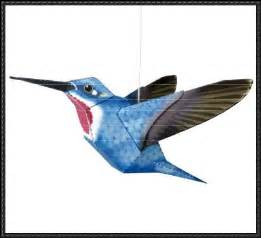 paper hummingbird template 301 moved permanently