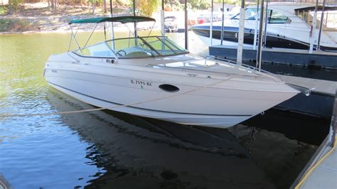 Cuddy Cabin Boat For Sale by 1996 Used Regal 8 3 Sc Ventura8 3 Sc Ventura Cuddy Cabin