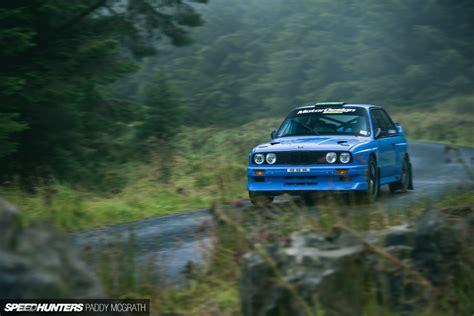 bmw rally car improving a legend a modern e30 m3 rally car speedhunters