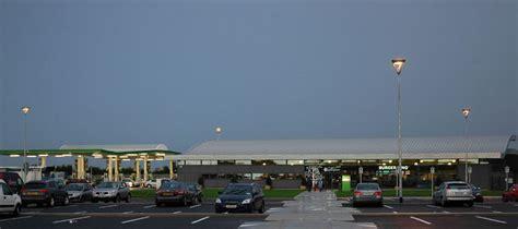 service station lights motorway service station lighting by veelite