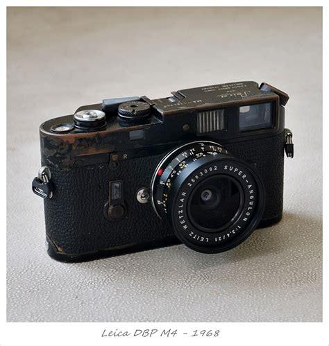 Jenis Dan Kamera Leica lensa manual 35mm berkualitas tinggi digunakan pada