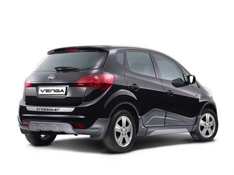 Crossover Kia 2014 Kia Venga Crossover Unveiled Autoevolution