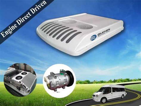 cargo van roof air conditioner minibus van air conditioner smalll bus roof top air