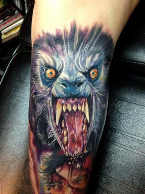 cool wolf tattoos 50 exclusive wolf tattoos for arm