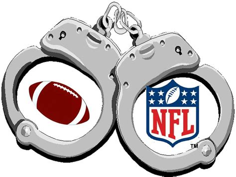 How Many Nfl Players A Criminal Record Nflarrest The Database Of Nfl Arrest Statistics