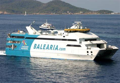 catamaran from valencia to ibiza ferry 183 nixe