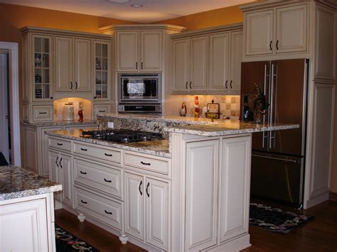 White Kitchen Cabinets With Glaze Interior Astounding Design Of White Kitchen Cabinets With Grey Glaze Offer Remarkable Look