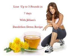 Dandelion Tea Detox Jillian by 1000 Images About Detox Tips On Detox