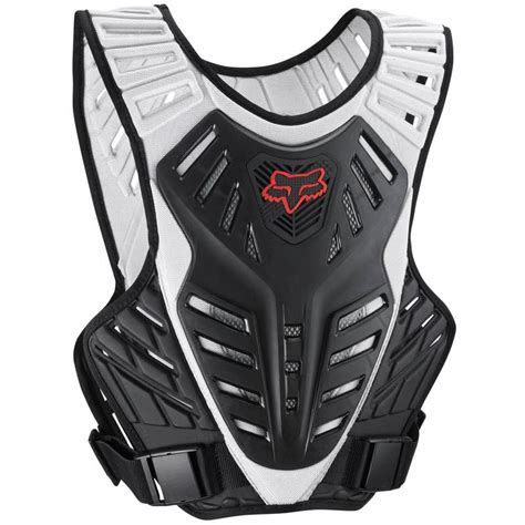 fox motocross body armour fox racing new mx titan race subframe under black