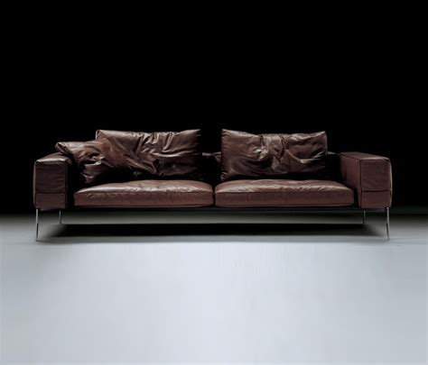 Flexform Sofas by Flexform Lifesteel Sofa Deplain