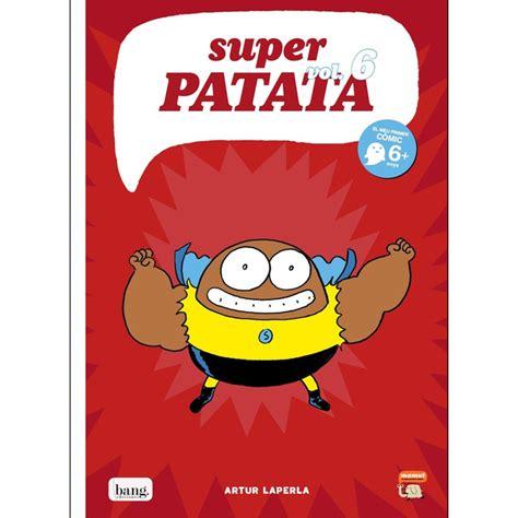 libro superpatata superpatata 6 librer 237 a liberespacio