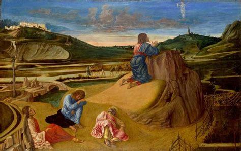 imagenes de jesus orando en el huerto para colorear compartiendo por amor la oraci 243 n en el huerto