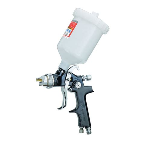 spray painting a gun ingersoll rand 210g edge series gravity feed