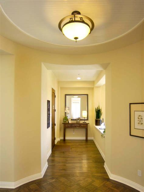 Foyer Wall Decor by Lighting Tips For Every Room Hgtv