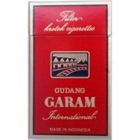 Gudang Garam International gudang garam surya pro mild is one of the most popular cigarette brand is the evidence of gudang