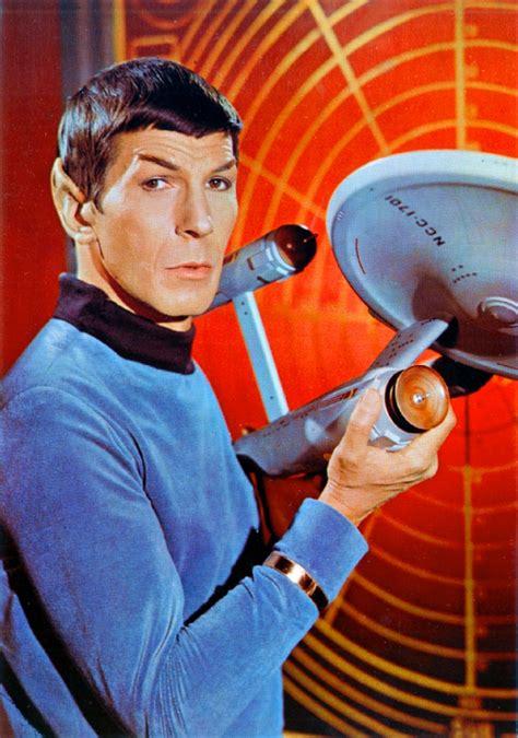 Kaos Trek Go Spock Nm6w3 spock con enterprise las cr 211 nicas de trek the