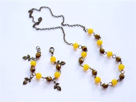 Rantai Kalung Gelang 3mm Bahan Pembuatan Aksesoris tutorial basic membuat kalung dan gelang manik manik koleksikikie