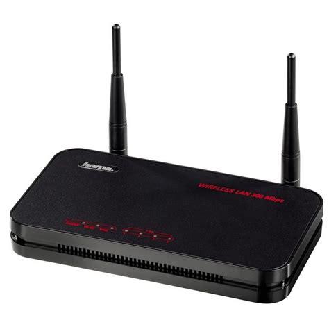 Wifi Router Lan Hama N300 Wlan Router 2 4 Ghz Kaufen Otto