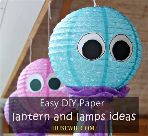 How To Make A Paper Lantern Easy - where i can buy easy paper 187 thesis academic writing