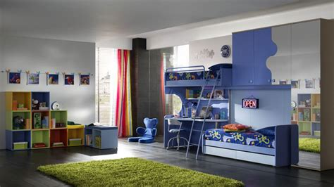 cool bedroom designs for kids ergonomic kids bedroom designs for two children from linead kidsomania