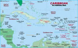 map of south america and the caribbean realtyguide of the caribbean contact george dodge