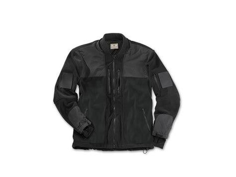 tactical shooting jacket beretta tactical fleece jacket polyester black medium