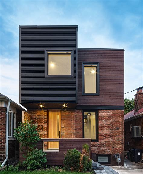 home exterior design toronto humbercrest house by st architecture in toronto canada bungalow studio and architecture
