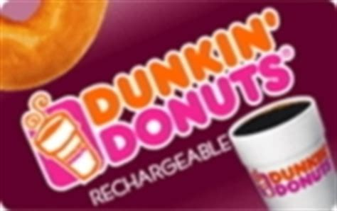 Dunkin Donuts Gift Card Balance Number - get the balance of your dunkin donuts gift card giftcardbalancenow