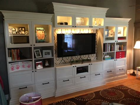 using ikea kitchen cabinets for entertainment center living room interesting ikea media center tv