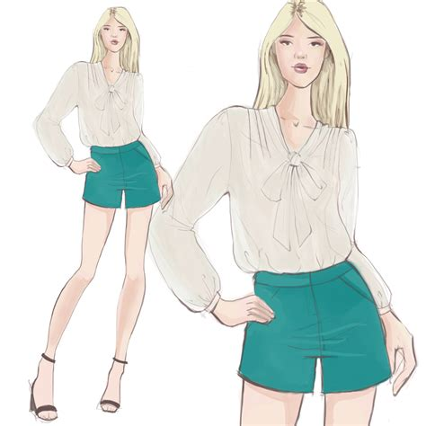 design clothes get them made how to draw fashion design sketches