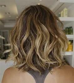 balayage on medium length hair 20 popular wavy medium hairstyles hairstyles haircuts