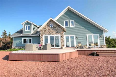 Small Homes For Sale Scotia Tucked Away Paradise Situated On A Bluff Overlooks The