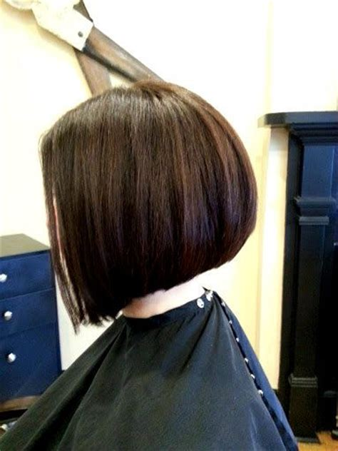 stacked sling haircut or sling haircut 15 best images about graduated cuts on pinterest bobs