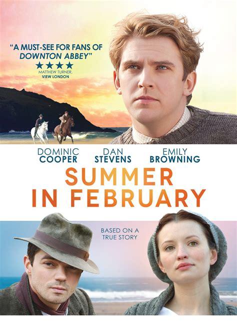 summer in february summer in february dvd release date august 12 2014