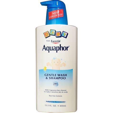 Wash For aquaphor baby gentle wash shoo fragrance free 13 5 fl oz 400 ml iherb