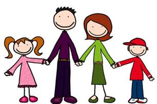 Clipart Family Pictures family holding free images at clker vector clip royalty free