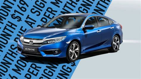 cheapest lease deals cheapest new car lease deals of the month