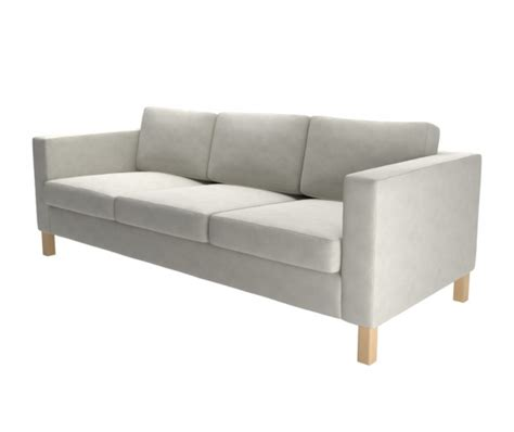 karlanda slipcover cover for karlanda three seater sofa