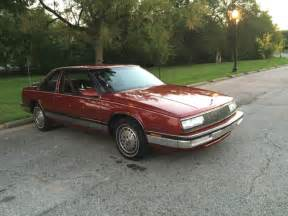 1989 Buick Lesabre Value 1989 Buick Lesabre Limited Coupe 2 Door 3 8l For Sale