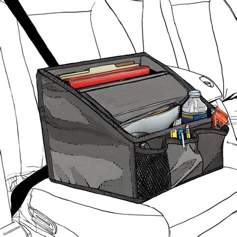 front seat organizer for truck mobile office car organizers car organizer