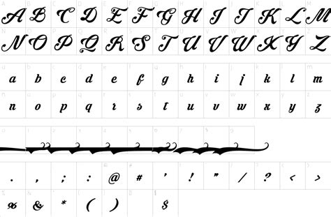font krinkes krinkes font 1001 free fonts