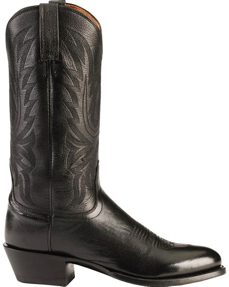 Handcrafted Cowboy Boots - lucchese s handcrafted lonestar calf cowboy boot