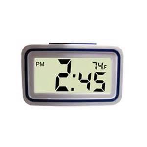 Small Desktop Clock Low Vision Clocks Talking Clocks Voice Activated Clocks
