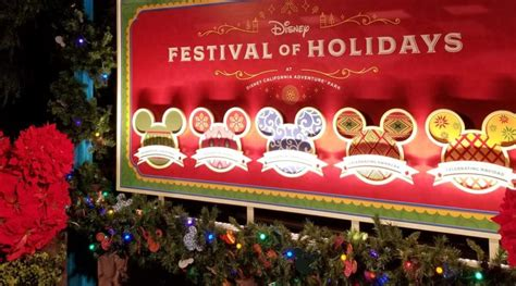 1st look at disney s festival of holidays several pictures the s disneygeek