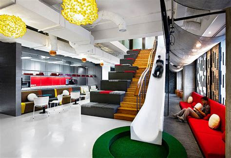 creative office design showcase of most cleverly creative office interior designs