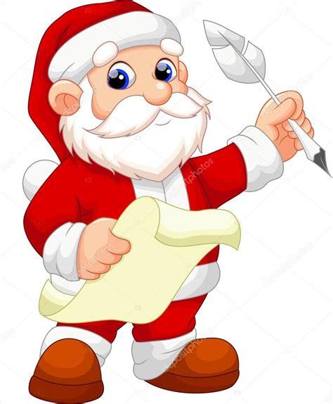 imagenes de santa claus navideñas animadas dibujos animados de santa claus archivo im 225 genes