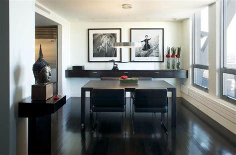 newbury penthouse contemporary dining room